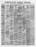 Portland Daily Press: October 25,1866