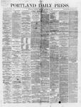 Portland Daily Press: October 27,1866