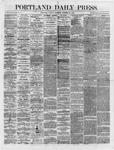 Portland Daily Press: October 30,1866