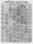 Portland Daily Press: November 01,1866