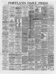 Portland Daily Press: November 03,1866