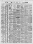 Portland Daily Press: November 05,1866