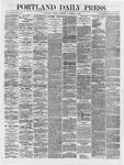 Portland Daily Press: November 06,1866