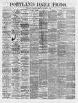 Portland Daily Press: November 07,1866