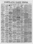 Portland Daily Press: November 09,1866