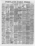 Portland Daily Press: November 13,1866