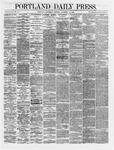 Portland Daily Press: November 14,1866