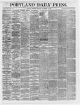 Portland Daily Press: November 15,1866