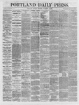 Portland Daily Press: November 17,1866