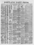 Portland Daily Press: November 19,1866