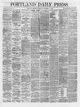 Portland Daily Press: November 21,1866