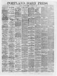 Portland Daily Press: November 22,1866