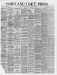 Portland Daily Press: November 23,1866