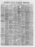 Portland Daily Press: November 24,1866