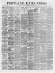 Portland Daily Press: November 26,1866