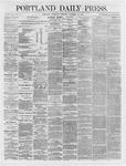 Portland Daily Press: November 28,1866