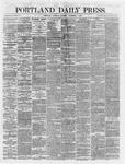 Portland Daily Press: December 01,1866