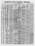 Portland Daily Press: December 03,1866