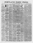 Portland Daily Press: December 04,1866