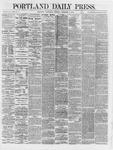 Portland Daily Press: December 05,1866