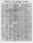 Portland Daily Press: December 06,1866