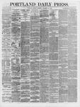Portland Daily Press: December 10,1866