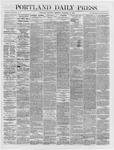Portland Daily Press: December 13,1866
