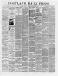 Portland Daily Press: December 15,1866