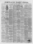 Portland Daily Press: December 18,1866