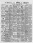 Portland Daily Press: December 20,1866