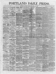 Portland Daily Press: December 22,1866