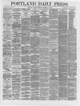 Portland Daily Press: December 25,1866