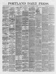 Portland Daily Press: December 27,1866