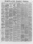 Portland Daily Press: December 28,1866