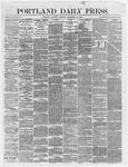 Portland Daily Press: December 29,1866