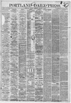 Portland Daily Press: January 01,1867