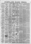 Portland Daily Press: January 02,1867