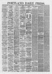 Portland Daily Press: January 08,1867