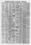 Portland Daily Press: January 10,1867