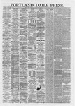Portland Daily Press: January 14,1867