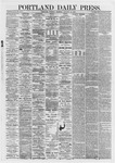 Portland Daily Press: January 15,1867