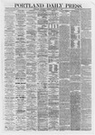 Portland Daily Press: January 17,1867