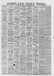 Portland Daily Press: January 19,1867
