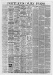 Portland Daily Press: January 21,1867