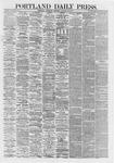 Portland Daily Press: January 24,1867
