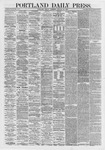 Portland Daily Press: January 25,1867
