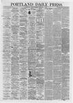 Portland Daily Press: February 08,1867