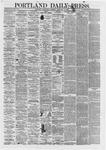 Portland Daily Press: February 13,1867