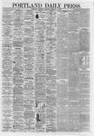 Portland Daily Press: February 16,1867