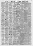 Portland Daily Press: February 21,1867